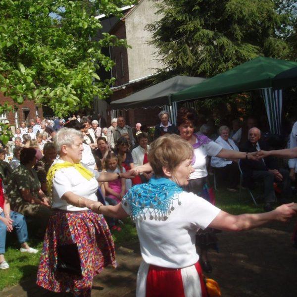 Tanzen Senioren Löhne